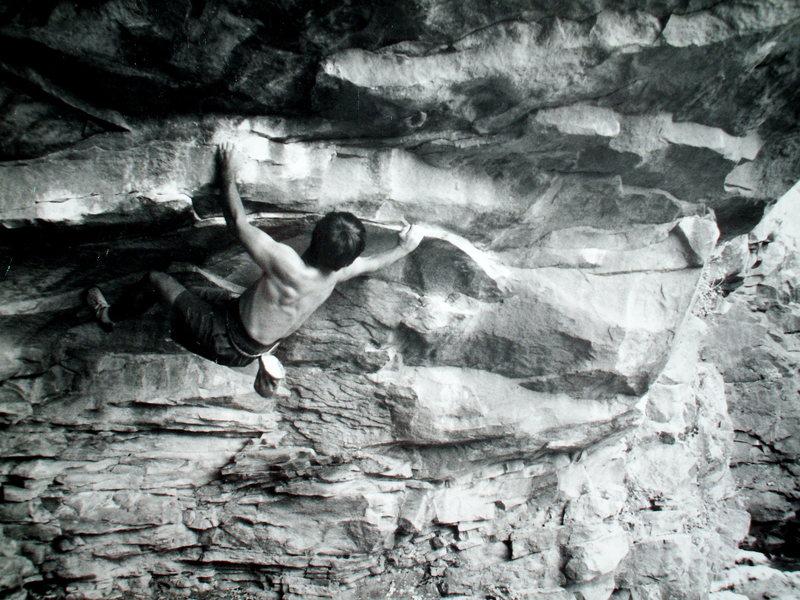 Rock Climbing Photo: Ripper Traverse