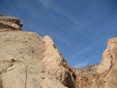 Rock Climbing Photo: Starting corner Endless Journey/DEC