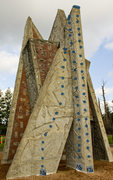 Rock Climbing Photo: Route is #17