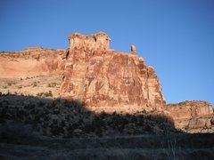 Rock Climbing Photo: Forward Lookout Tower