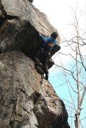 Rock Climbing Photo: me climbing Maria's... photo by the great nicole h...
