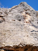 Rock Climbing Photo: Moroccan Snake Charmer is the route on the left si...