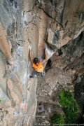 Rock Climbing Photo: The physical crux of the uber-classic Blood, Love ...