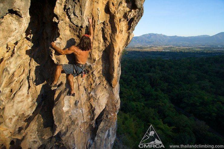 Climbing Dangerous Joy