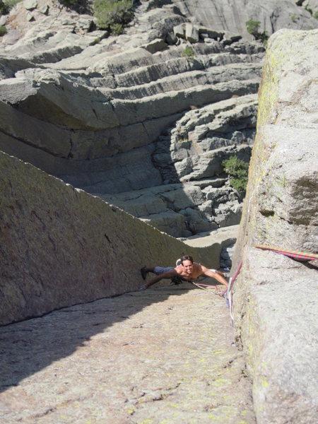 Rock Climbing Photo: Guess where!