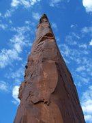 Rock Climbing Photo: Holy Moses!