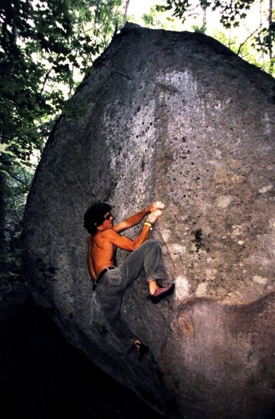 Greg Jackson on 'Individual Medley' v6