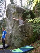 Rock Climbing Photo: description