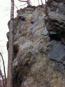 Rock Climbing Photo: Rocky & Bullwinkle