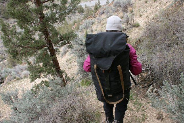 Rock Climbing Photo: Sue Hauly 1