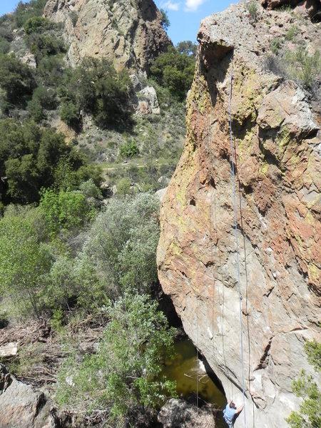 Rock Climbing Photo: Iceberg lettuce.