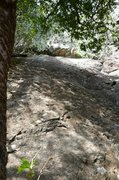 Rock Climbing Photo: The bottom