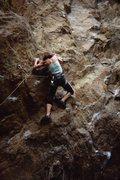 Rock Climbing Photo: N-Jo looking ripped