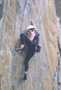 Rock Climbing Photo: The Annalisa on Twisted Sister
