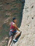 Rock Climbing Photo: I would never have thought I had been climbing lon...