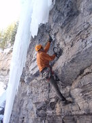 Rock Climbing Photo: 7th Test.