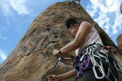 Rock Climbing Photo: Agina