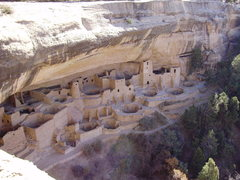 Rock Climbing Photo: Cliff Palace, Mesa Verde, Colorado