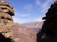 Rock Climbing Photo: Grand Canyon, Arizona