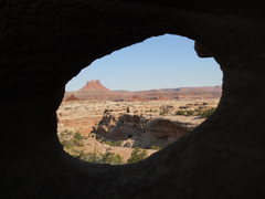 Rock Climbing Photo: Maze District, Canyonlands, Utah