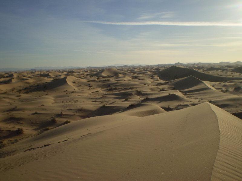 Gran Desierto del Altar, Mexico