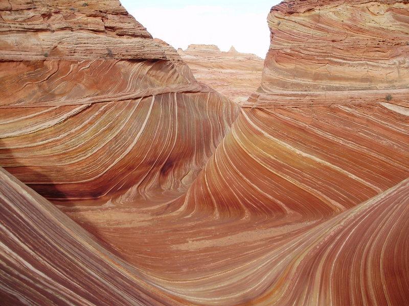 """""""The Wave,"""" Coyote Buttes, Arizona/Utah"""