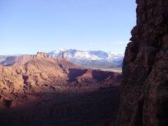 Rock Climbing Photo: Castle Valley, Utah