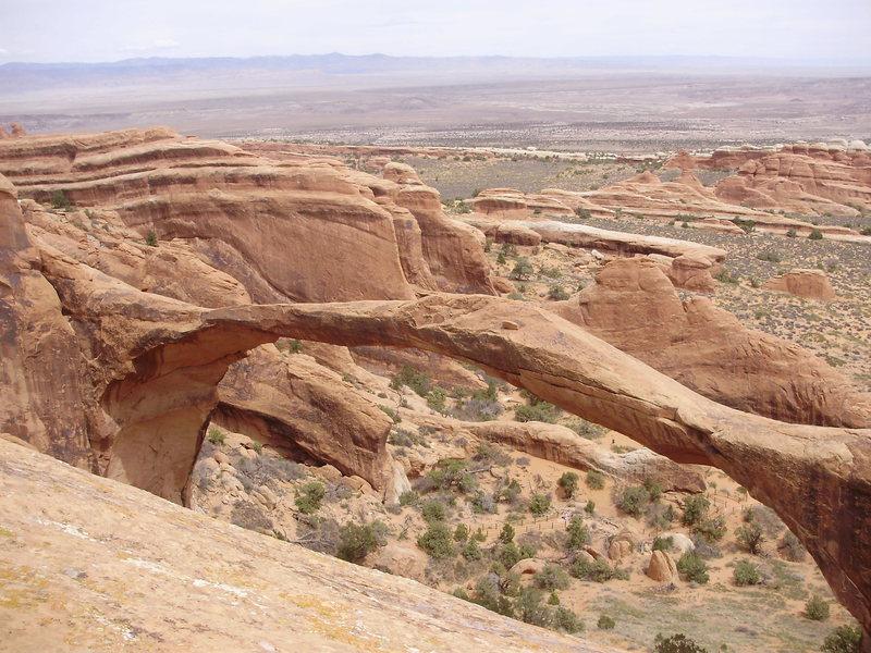 Landscape Arch, Arches, Utah