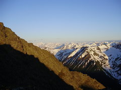 Rock Climbing Photo: Chugach Mountains, Alaska