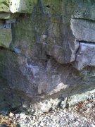 Rock Climbing Photo: shot of the corner and rail
