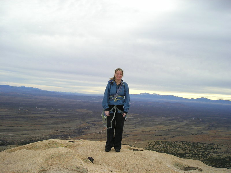 Summit of Sheepshead--2004