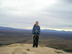 Rock Climbing Photo: Summit of Sheepshead--2004