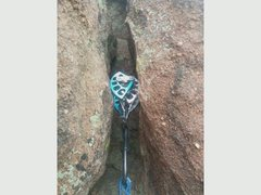 Rock Climbing Photo: More spots for medium/bigger gear?