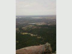 Rock Climbing Photo: Beautiful view.