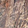 Climbers on Nightcrawler. Shot on 4/10/2011