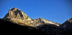 Rock Climbing Photo: Hurd Peak, Bishop Area