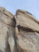Rock Climbing Photo: On Sexy Grandma