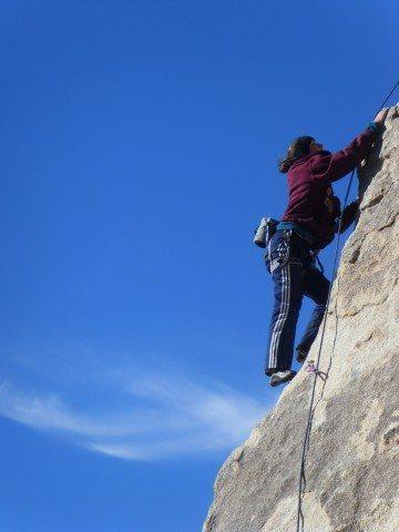 New Years Climbing