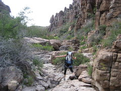 Rock Climbing Photo: Lower Devils East...Fun Hike!
