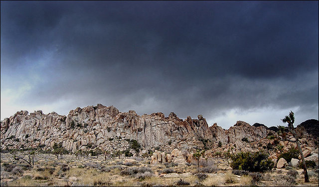 Rock Climbing Photo: Lost Horse, Hemingway Buttress area. Photo by Blit...
