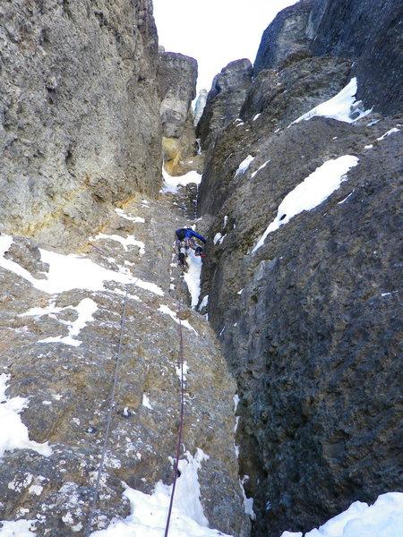 Rock Climbing Photo: BBB