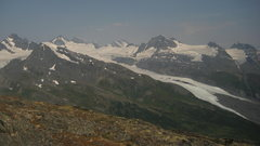 Thompson Pass w/ a guest appearance by Worthington Glacier