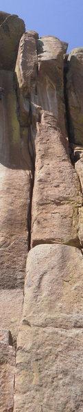 Rock Climbing Photo: Turkey Turd.