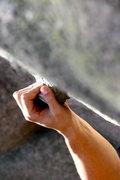 Rock Climbing Photo: the heart