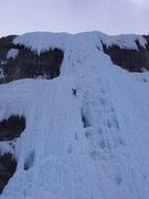 Rock Climbing Photo: Curtain Call, '10