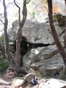 Rock Climbing Photo: Vicious Circles and Blowing Bubbles