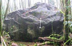 Rock Climbing Photo: Stand Alone