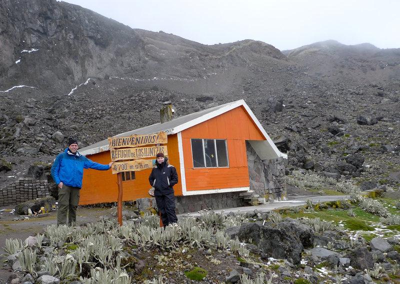 Rock Climbing Photo: getting some altitude in Ecuador - 4700 m - where ...