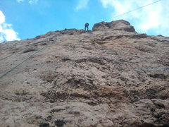 Rock Climbing Photo: dr howard's digital exam .10b~ shelf road