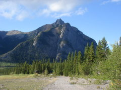 Rock Climbing Photo: Wasootch Creek, Kananaskis Country, Alberta